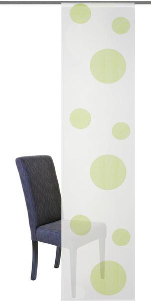Home Wohnideen Scherli 60x245cm (1 Stk.) grün