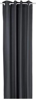 Tom Tailor Dove mit Ösen 245x140cm anthrazit