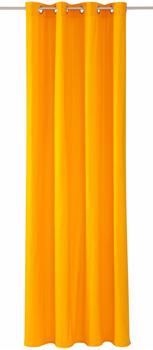 Tom Tailor Dove mit Ösen 245x140cm gelb