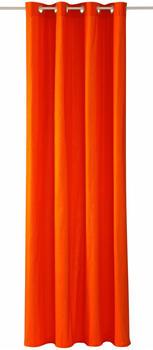 Tom Tailor Dove mit Ösen 245x140cm orange
