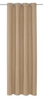Tom Tailor Dove mit Ösen 245x140cm beige