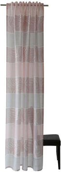 HOMING Gardine Fairy Stripe (1 Stück) rosé