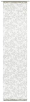 Gardinia Schiebevorhang Rispe 60x245cm weiß-grau