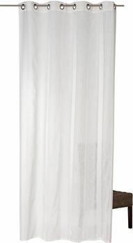 Freundin Home Collection Fd Sea Dream Gardine mit Ösen 140x255cm weiß (197360)