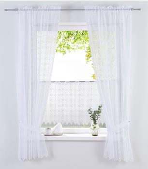 Home Affaire Elli Gardine mit Stangendurchzug weiß (43031119)