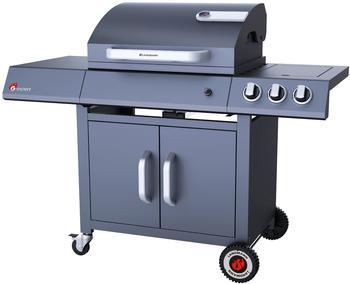 Landmann Holzkohlegrill Black Taurus 660 Test : Landmann grills mit warmhalterost test testbericht