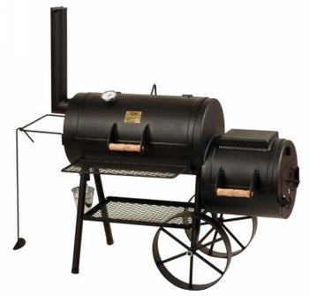 "Rumo Joe's Barbeque Smoker 16"" Special"