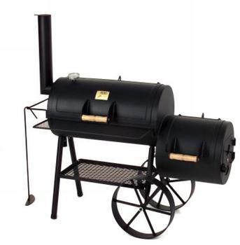 Rumo Joe's Barbeque Smoker 16'' Tradition