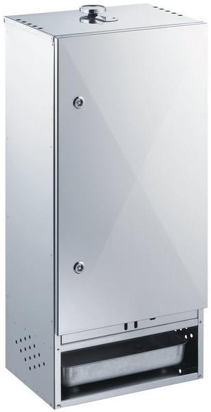 Peetz Edelstahl-Räucherofen 630 mit Tür (630095)