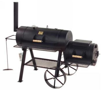"Rumo Joe's Barbeque Smoker 16"" Longhorn"
