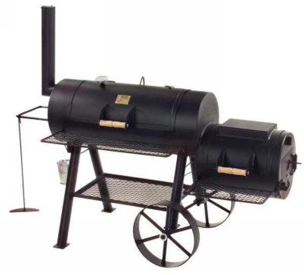Rumo Joe's Barbeque Smoker 16