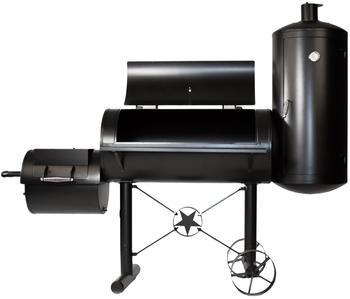 Nexos Räucherofen Premium BBQ Grill XXL