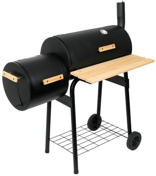 BBQ-Toro Holzkohlegrill mit Feuerbox