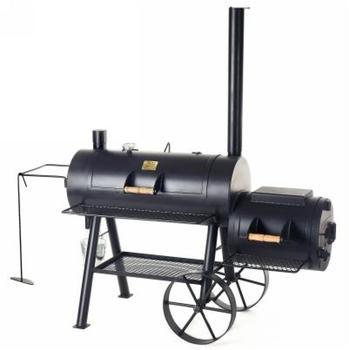 "Rumo Joe's Barbeque Smoker 16"" Reverse Flow"