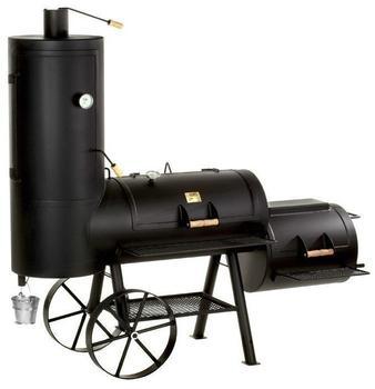 "Rumo Joe's Barbeque Smoker 20"" Chuckwagon"