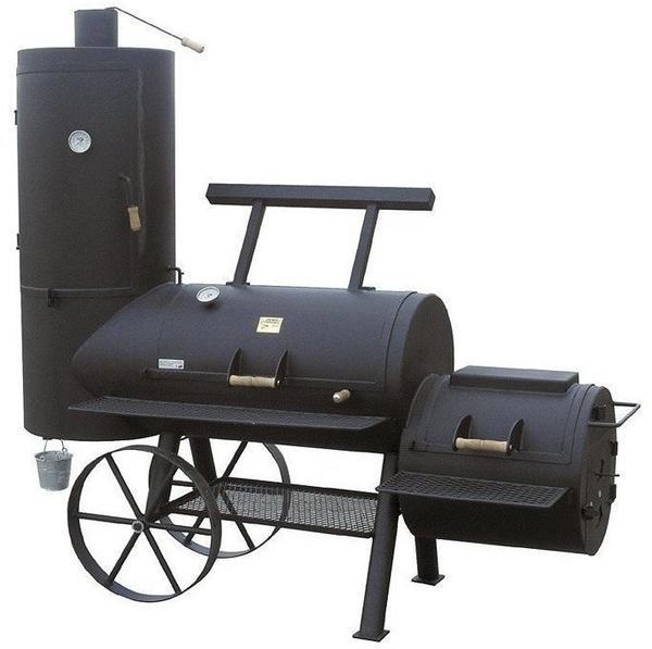 Rumo Joe's Barbeque Smoker 24