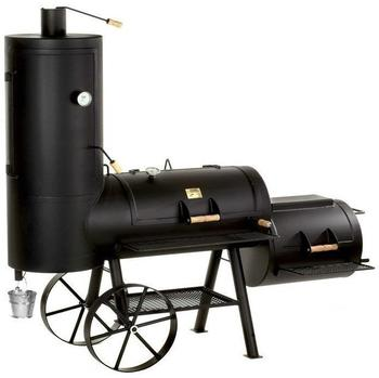 "Rumo Joe's Barbeque Smoker 20"" Chuckwagon Catering"