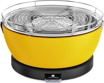 Feuerdesign Vesuvio gelb