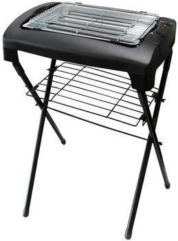 Kynast Tisch-Standgrill 2000 W schwarz
