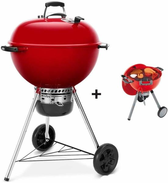 Weber Master-Touch GBS 57 cm Limited Edition Red