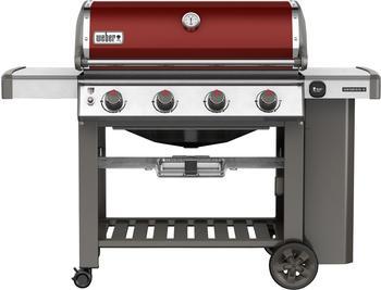 Weber Genesis II E-410 GBS Limited Edition Crimson