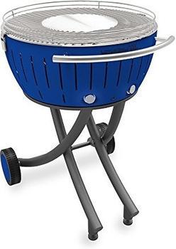 LotusGrill XXL Ø 57 cm Stand tiefblau