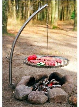 Nielsen Outdoor Solutions Camp Fire mit Grillrost
