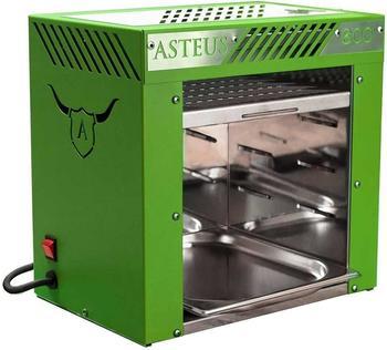 Asteus AST 300 Infrarotgrill grün
