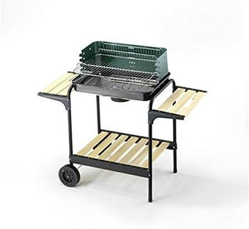 Ompagrill Barbecue 60-40 Green/W (80501)
