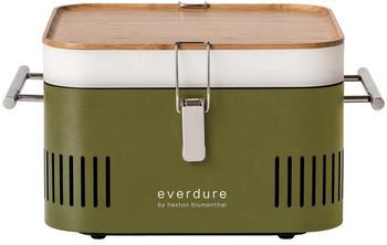 Everdure Cube kaki-grün