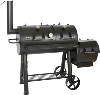 Mayer Barbeque Longhorn MS-600 Master