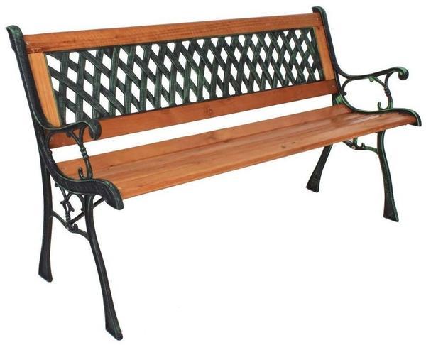 Garden Pleasure Gartenbank Windsor (2-Sitzer)