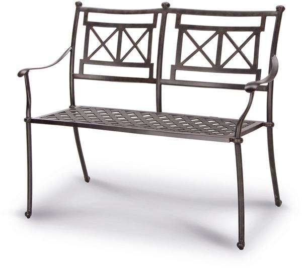 Best Antigua 2-Sitzer (Aluminiumguss)