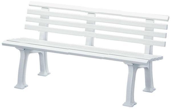 Blome Sylt 3-Sitzer weiß (10951)