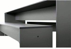 Conmoto Riva Bank 3-Sitzer 176 cm