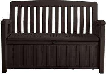 Keter Patio Storage Bench braun (17202690)