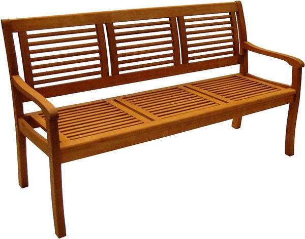 CASAYA Paolo 3-Sitzer Teakoptik (916658)
