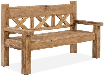 OUTLIV. Rustic 3-Sitzer Teak-Recycled (988067)