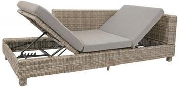 osoltus Siena Lounge Sofa Verstellfunktion Polyrattan