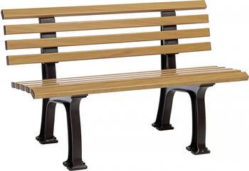 Blome Ibiza 2-Sitzer Holzoptik (Ibiza 2-Sitzer)