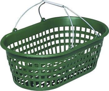 H. Gautzsch Gartenkorb oval grün 15 kg
