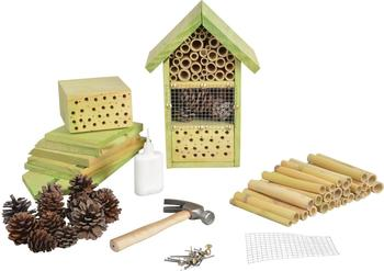 Esschert Insektenhotel Bausatz für Kinder 27 x 14 x 19 cm