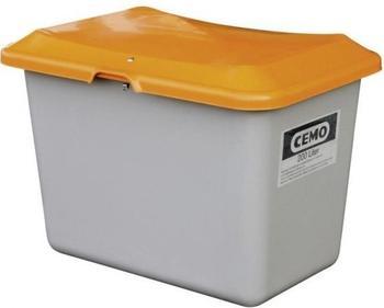 Cemo Plus 3 100 Liter grau orange (ohne Entnahmeöffnung)