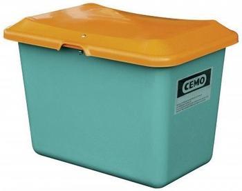 Cemo Plus 3 400 Liter grün orange (ohne Entnahmeöffnung, ohne Staplertasche)