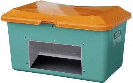 Cemo Plus 3 400 Liter grün orange (mit Entnahmeöffnung, ohne Staplertasche)
