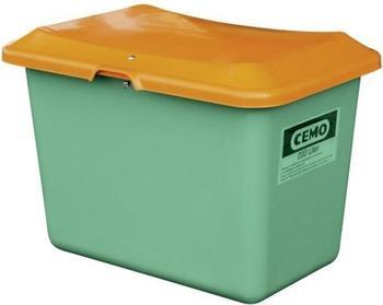 Cemo Plus 3 200 Liter grün orange (ohne Entnahmeöffnung, ohne Staplertasche)