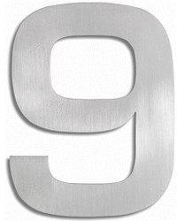 Blomus Signo Hausnummer: 9 (Edelstahl)