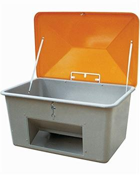 Cemo Streugutbehälter 550 Liter (mit Entnahmeöffnung)