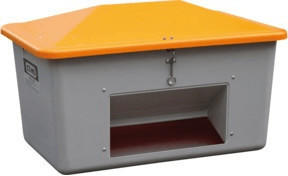 Cemo Streugutbehälter 700 Liter (ohne Entnahmeöffnung)