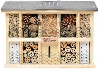 Luxus-Insektenhotels solar Insektenhotel Landsonne